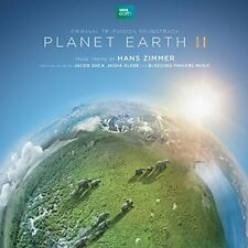 PLANET EARTH II (DELUXE EDITION) - O.S.T./ZIMMER,HANS  5 VINYL LP NEUF