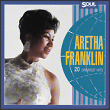 Aretha Franklin - 20 Greatest Hits 0022924113529 CD