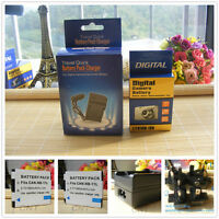 Battery + Charger for Canon NB-11L IXUS125 HS 240 HS140 HS A4000 A3500