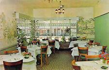 New Perry Hotel Motel Georgia GA Coffee Shop Interstate 75 Chrome Postcard A1