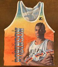 Vintage Starter Hot NBA San Antonio Spurs David Robinson Basketball Jersey
