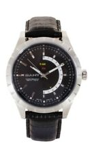 GANT Mens Watch Boxford W10771 Leather Black