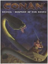 Mongoose Conan RPG 1st Ed Stygia - Serpent of the South Hard Cover *Excellent*