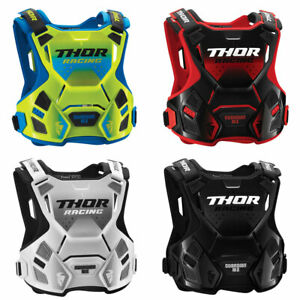 2020 Thor MX Guardian MX Chest Roost Guard Motocross MX Dirt Bike - Size/Color