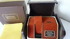 watch box excellent condition Bulova Classic Retro men's