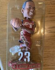 Lebron James Bobblehead Cleveland Cavaliers Legends of the Court 2003