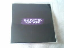 HALFWAY TO NEW YORK - WHAT A WAY TO GO - 2012 PROMO CD SINGLE