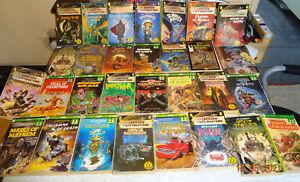Fighting Fantasy Game Books by Steve Jackson & Ian Livingston - Job Lot of 30
