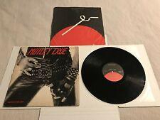 Motley Crue-Too Fast For Love-*1982 ORIGINAL LP RECORD* Elektra STERLING 60174-1