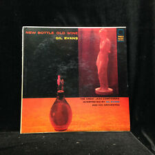 Gil Evans-New Bottle Old Wine-World Pacific 1246-MONO CANNONBALL ADDERLEY