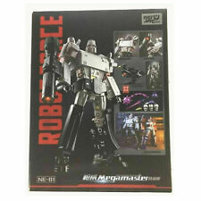 Transformers WEIJIANG NE-01 Megamaster Robot Force Masterpiece Action Figure NEW