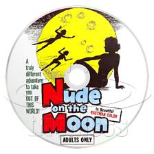 Nude on the Moon (1961) Fantasy, Sci-Fi Movie / Film on DVD