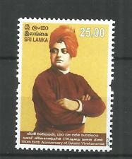 SRI LANKA 2013 HINDU MONK & SPIRTUAL LEADER SG,2216 U/MM NH LOT 635A