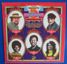 1972 The 5th Dimension ‎– Greatest Hits On Earth LP VG+/VG+ Bell ‎– 1106 Soul