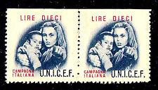 ERINNOFILIA - UNICEF -  LIRE 10 ( 2) - 31