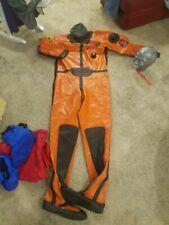 viking scuba dry suit with underwear