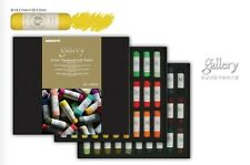 Mungyo Professional Gallery Handmade Soft Pastel 60 Colour Artist Drawing MPHM60