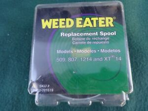 """Weed Eater 952-701519, Replacement Spool .065"""" Dia. Line 50',"""