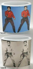 "ANDY WARHOL ELVIS Vase 8"" Rosenthal Germany - RARE - NEW!"