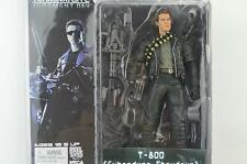 7 Inch T800 Heavy Machine Gun Version Terminator 2 Action Figure Doll Model