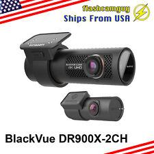 BlackVue DR900X-2CH 4K UHD Cloud Wi-Fi GPS 32GB