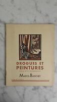 Album Arte - Medecines E Peintures - N°54 - Marcel Baschet