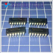 5PCS DM74LS74AN IC F/F DUAL D W/SET&RESET 14-DIP DM74LS74 74LS74 DM74LS74A 74LS7