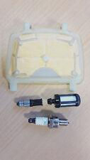 ARIA GASOLIO candela kit di servizio si Adatta Stihl MS171 MS181, MS211 MOTOSEGA