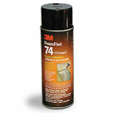3m Marine Super 74 Foam Fast Adhesive 82242 - Orange