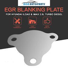 EGR Blanking Plate Fits Hyundai Iload & Imax 2.5L Turbo Diesel EGR Block Plate