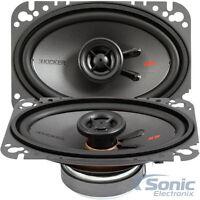 "KICKER 300W 4 x 6"" KS Series 2-Way Coaxial Car Stereo Speakers   44KSC4604"