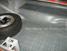 1959 Plymouth FURY RUBBER TRUNK MAT Crowsfoot Pattern 59