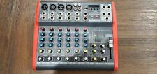 Audio2000s AMX7313 8-Ch.Audio Mixer with USB and DSP Processorh-N,O