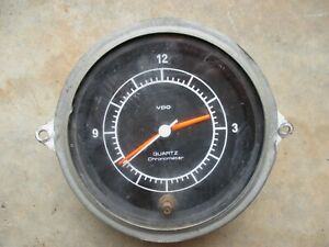 Chrysler CL CM Valiant Dash clock 1971 - 1979 forth gen