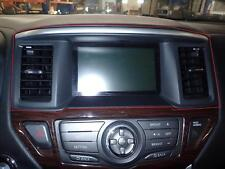 13 14 15 PATHFINDER: Screen Wood Trim Bezel w/ Vents