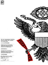 "20x30""Political World Solidarity Socialist Poster CANVAS.Puerto Rico.6238"