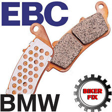 BMW F 800 R Chris Pfeiffer Edition 09-11 EBC Delantero Pastillas De Freno FA 244HH* UPRA