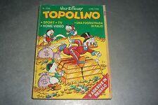 TOPOLINO N.1735 - 26 FEBBRAIO 1989 - COMPLETO CON FIGURINE