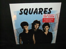 Joe Satriani Squares Sealed New Vinyl LP Unreleased Pre Surfing with Alien LP