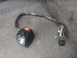 14 Yamaha V-Star 250 XV250 Left Blinker Turn Switch S1G