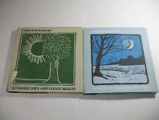 James Kavanaugh 2 First Editions Sunshine Days...& Winter Has Lasted Too Long