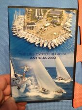UBS Oyster Regatta:Antiqua 2003 Yacht Marine Boat Builders(UK DVD)