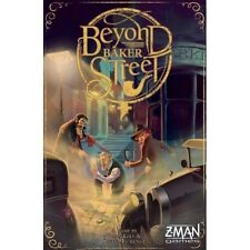 Z-man Games ZMG71670 Beyond Baker Street Board Game