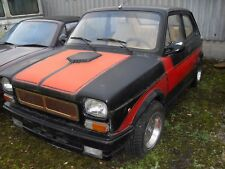 FIAT 127 LEFT HAND DRIVE FOR SPARES OR REPAIRS + ENGINE RUNS +