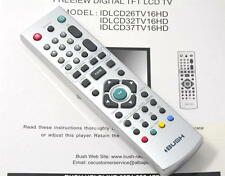 NEW ORIGINAL REMOTE CONTROL BUSH IDLCD32TV16HD, IDLCD26TV16HD, IDLCD37TV16HD