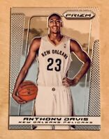 2013-14 Panini Prizm Anthony Davis #4 Los Angeles Lakers