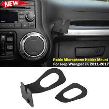 For Jeep Wrangler Jk Rubicon Sahara 11-17 Gps Bracket Interphone Suppor Holder