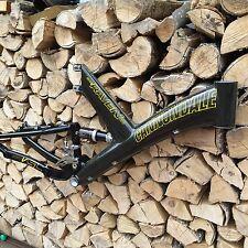 Cannondale Super V Raven 4000 MTB Frame Risse Worldwide Express XTR