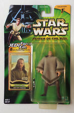 Qui-Gon Jinn Mos Espa Disguise - Star Wars Power of the Jedi Collection 1