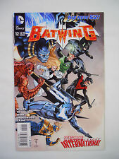 DC Comics Batwing #12 (2012)-Justice League International